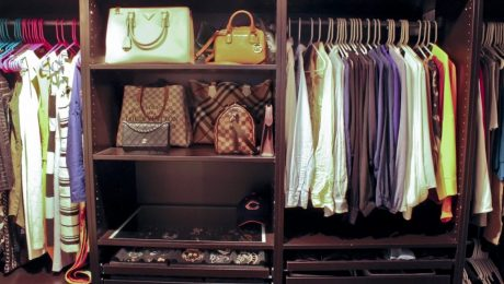 luxury closet design ideas