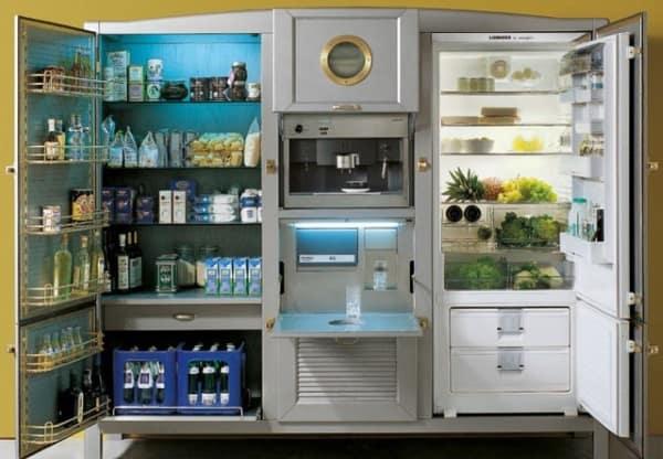 mega fridge