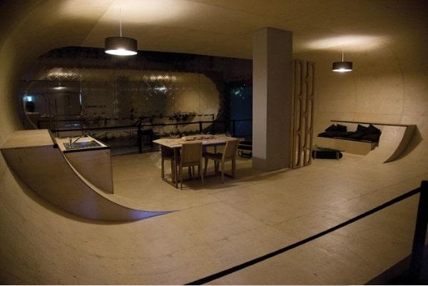 skate park room