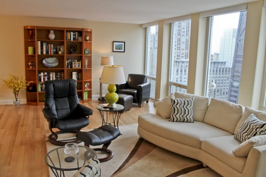 Condo Remodel at 111 E Chestnut St (Magnificent Mile)