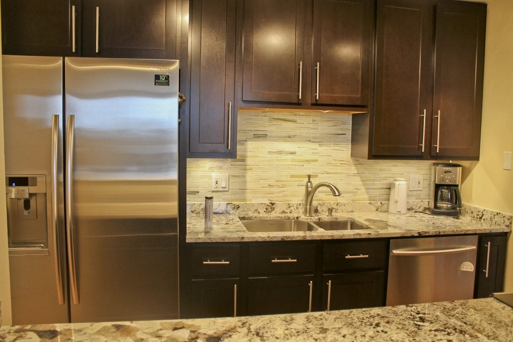 Kitchen Renovation at 111 E Chestnut St in Magnificent Mile