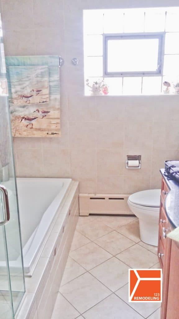 Master Bathroom Remodel in Jefferson Park