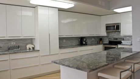 edgewater condo kitchen after remodel