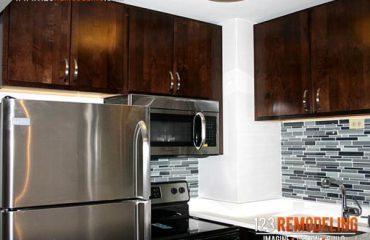 Gold Coast Condo Kitchen Remodel