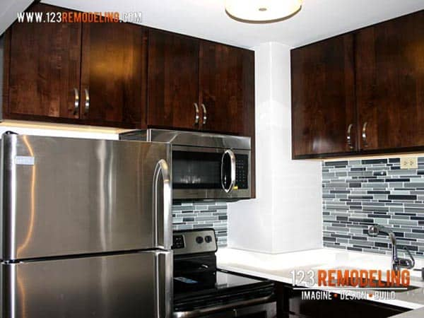 Gold Coast Condo Kitchen Remodel