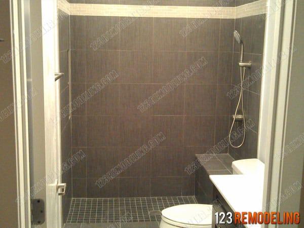 Downtown Condo Bathroom Remodel