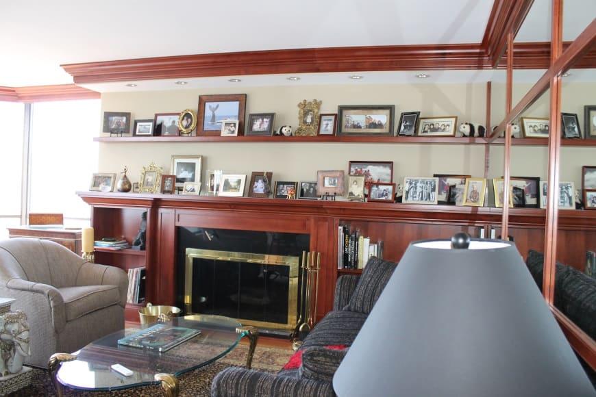 Gold Coast Condo Livingroom Remodel