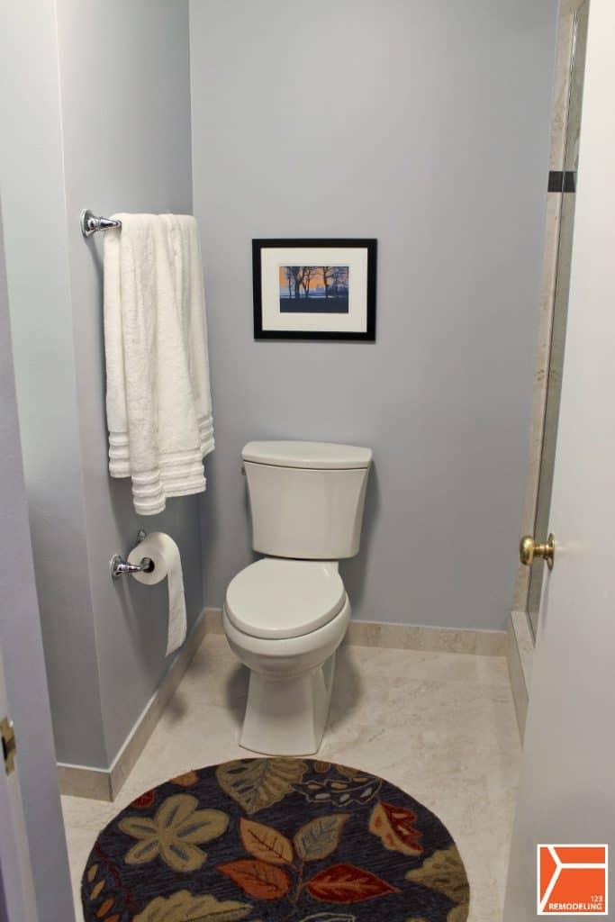 Condo Second Bathroom After Remodel