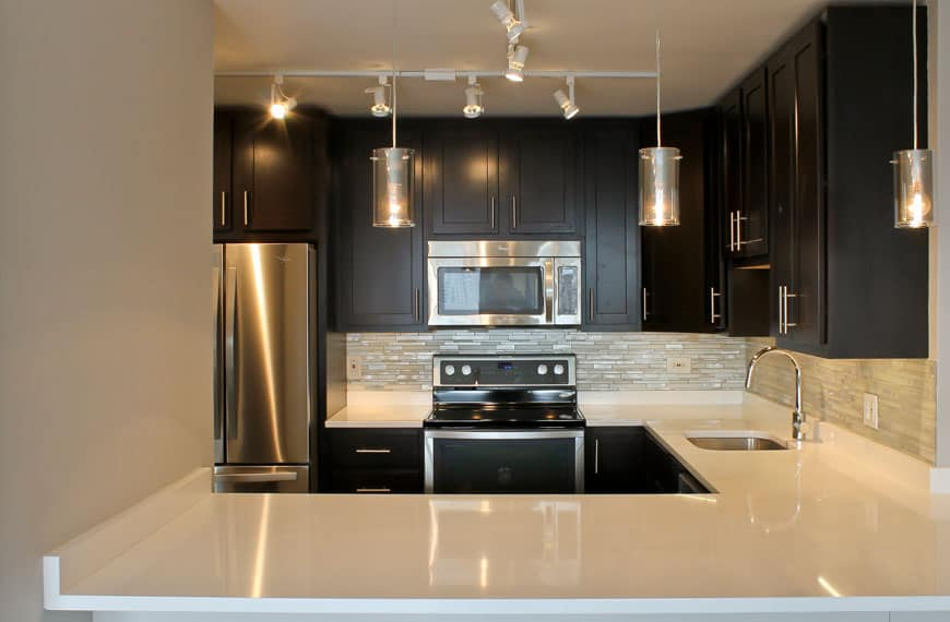 Kitchen Remodel - 1030 N State St, Chicago, IL (Gold Coast)