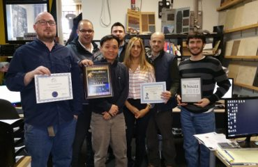 123 Remodeling team with Best of Houzz 2015, BBB Complaint Free, Talk of the Town Awards and NARI certificate of membership
