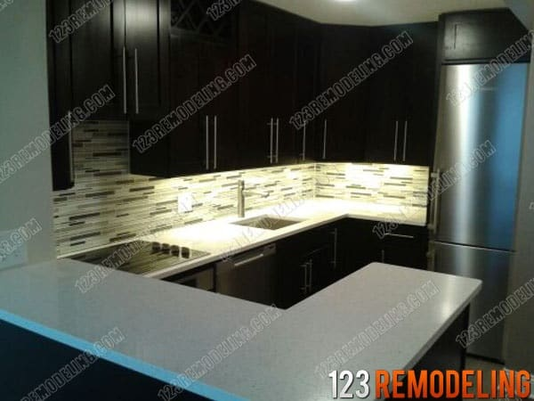 Kitchen Remodel - 440 North Wabash Ave, Chicago, IL (The Loop)