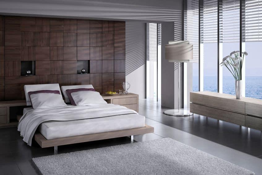 elegant eclectic bedroom style