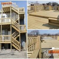 Deck-wooden