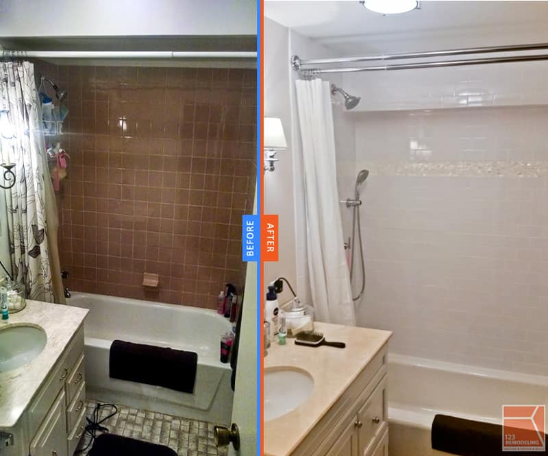 Choose bright, vivid colors for visual and spacial appeal.