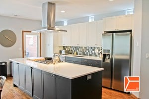 storage created for kitchen remodeling in chicago