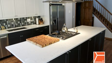 South Loop Townhouse Kitchen Remodel