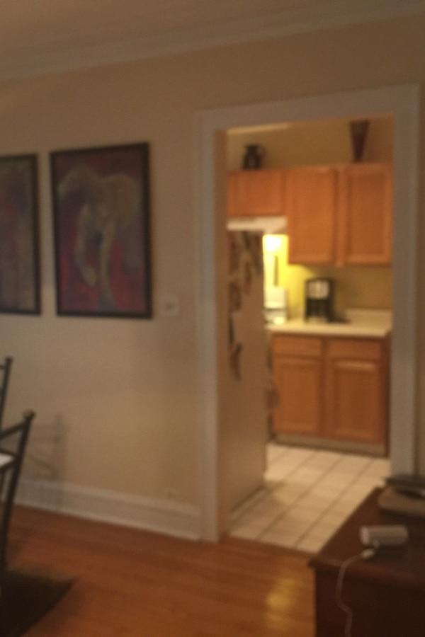kitchen before remodel evanston