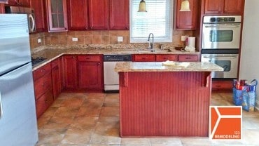 Townhouse remodel bridgeport chicago il 123 remodeling for New kitchen bridgeport ct