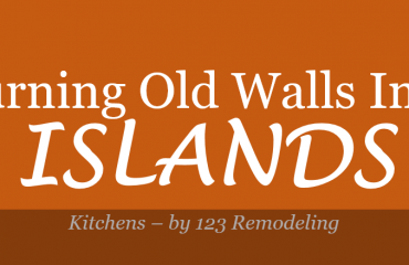 walls islands kitchen remodeling