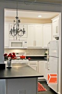 kitchen appliance all white remodeling