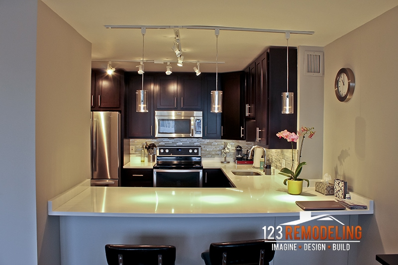 kitchen remodeling glamour elements
