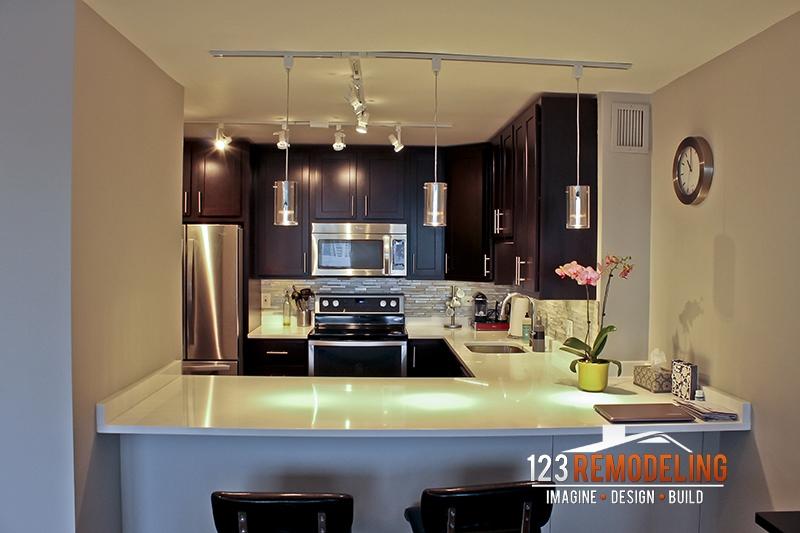 kitchen remodeling glamour elements