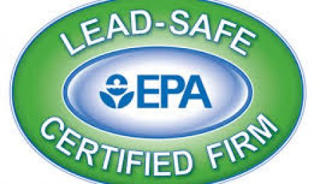 EPA certified firm logo remodeling