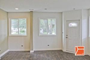 ainslie first floor remodeling