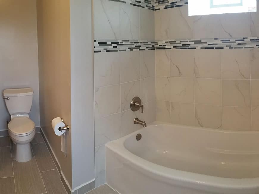 Master Bathroom Remodel - 1235 Fair Oaks Ave, Oak Park, IL