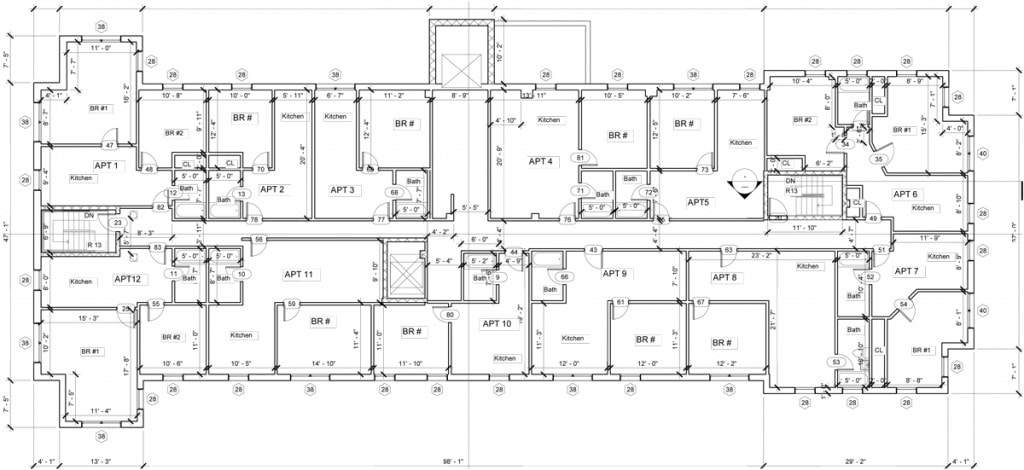 South Shore floor plans remodeling