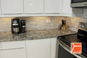 LED lighting systems safe kitchen