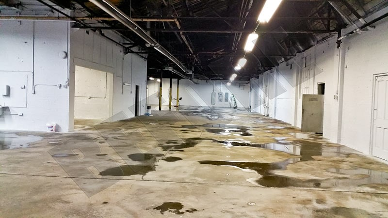 before image repurpose warehouse space