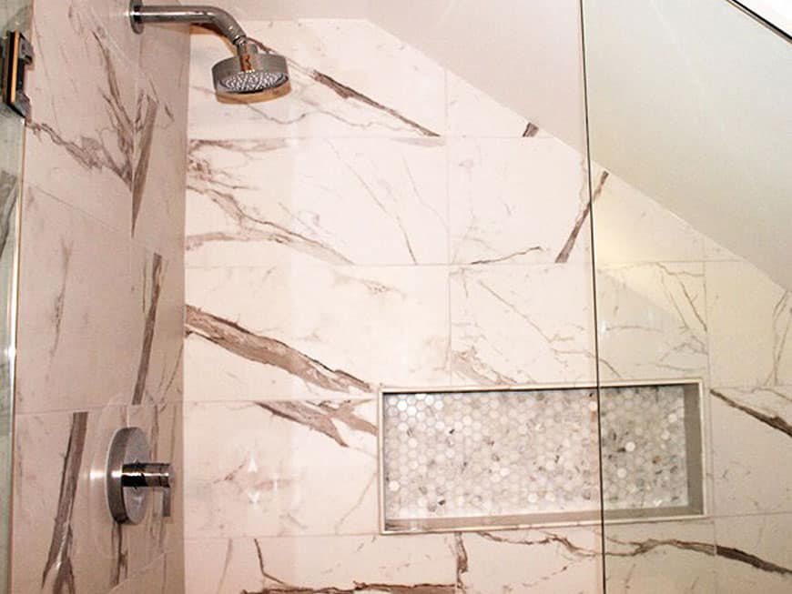 Bathroom Renovation in Lincoln Park