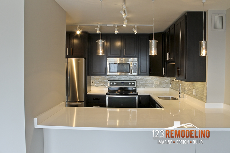 l-shaped-kitchen-layout – 123 Remodeling