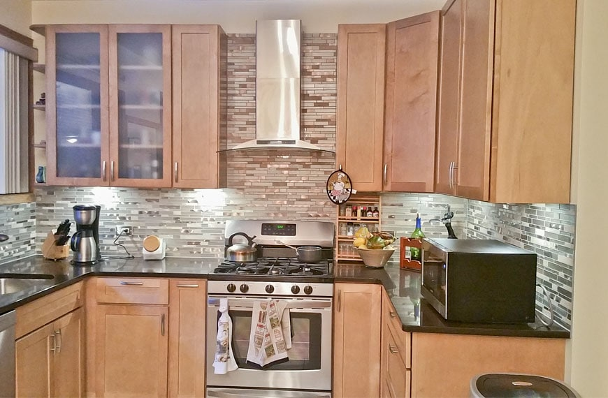 Kitchen Remodel - 851 S Racine Ave, Chicago, IL (University Village)