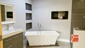 Trend #3 - Free Standing Bathtubs