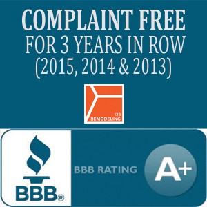bbb complaint free award main image