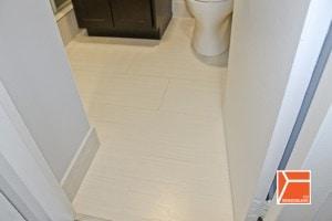 Trend #5 - Wood-grained ceramic floor tiles