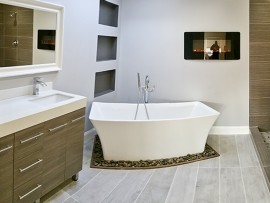 Home Bathroom Renovation - Skokie, IL