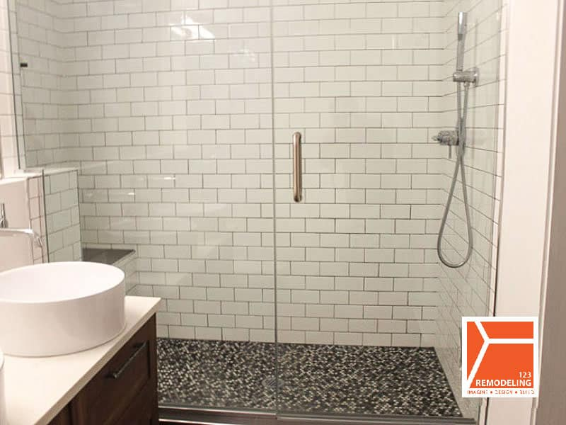 After Condo Bathroom Remodel - 40 E. 9th St, Chicago, IL(South Loop)