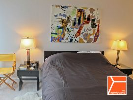 Bedroom Remodel – 111 E Chestnut St, Chicago, IL (Magnificent Mile)