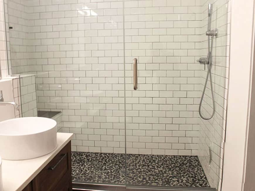 Condo Bathroom Remodel At 40 E 9th St South Loop 123