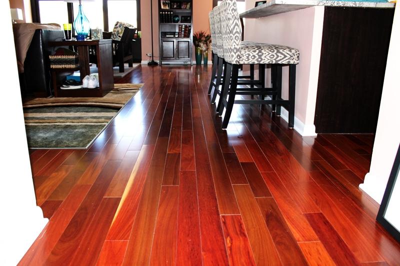 Hardwood Flooring Installation at 3150 N Lake Shore Drive (Lakeview)