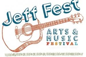 Jeff Fest Arts & Music Festival Banner