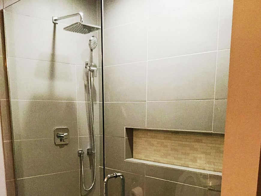 Condo Bathroom Remodel - 758 N Larrabee St. Chicago, IL ...