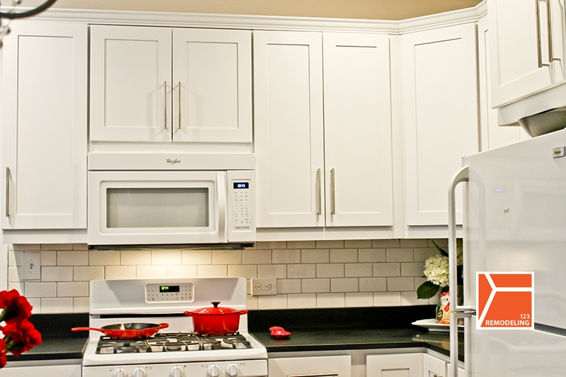 Kitchen Remodel - 819 Forest Ave - Evanston, IL - After