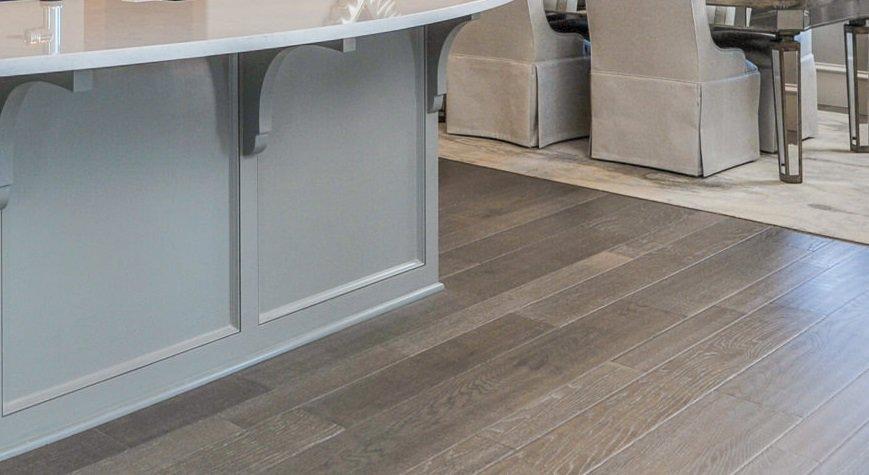 wood-look kitchen tile