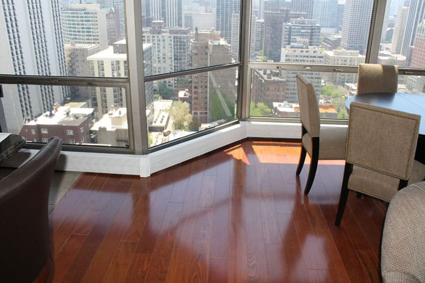 Condo Flooring Installation 1310 N Ritchie Court Chicago Il Gold Coast