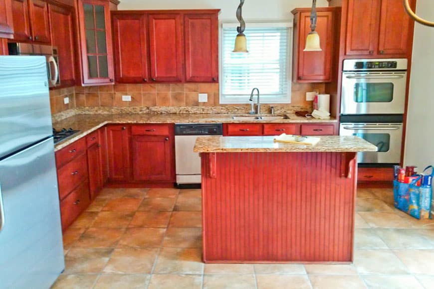 Kitchen Cabinets Morton Il
