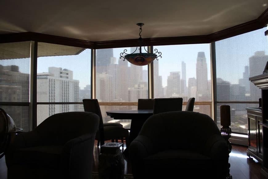 Condo Serena Shades Installation - 1310 N. Ritchie Court, Chicago, IL (Gold Coast)